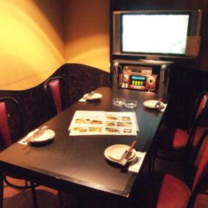 大馬鹿地蔵 池袋西口 カラオケ付テーブル個室