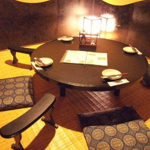 大馬鹿地蔵 池袋西口は個室でお食事とお酒が楽しめます